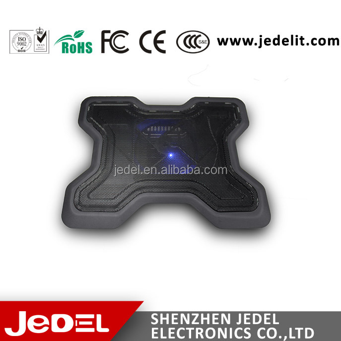 2016 new notebook 18 inch laptop cooling pad from shenzhen factory