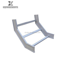 Tray type horizontal bend cable tray cable ladder