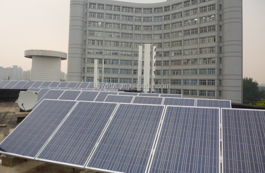 300W -20KW off-grid wind solar hybrid power system from TOYODA