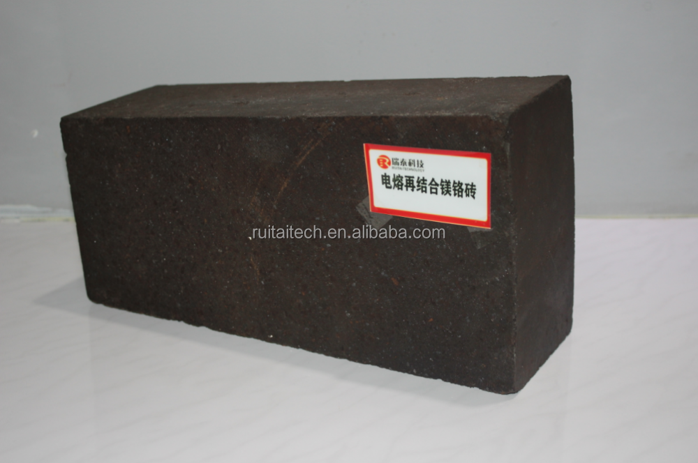 Fuse-rebonded Magnesia-chrome bricks RT-FRM-Ge-18