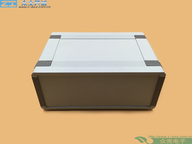 AB-8 / 130*360*340mm custom metal shell Control Box Medical Instrument Aluminium Chassis