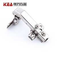[K26]45Degree And 90 Degree Clip On Special Angle Soft- Closing Cabinet Furniture Hydraulic Door Hinge (one way )