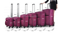 Alibaba Express Various Size Waterproof Airport Travel Trolley Luggage Bag
