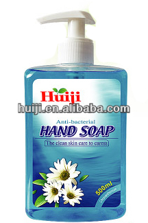 Huiji Anti-bacterial agent Chrysanthemum fragrance hand soap liquid hand soap