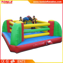 giant inflatable jousting boxing ring/ inflatable wrestling ring arena