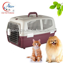 plastic travel dog carrier for sale