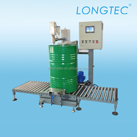 Data collection system for filling machine