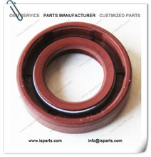 New oil seal double Lip Viton Oil Shaft Seal with Spring