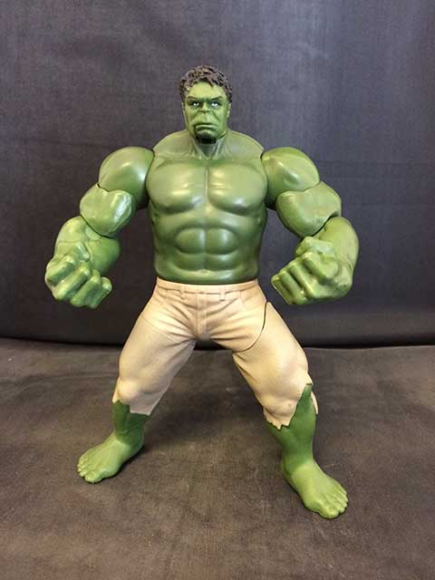 1/6 1/8 Collectible Custom Hero Action Figures