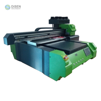 Disen factory high precision 0.6M*0.6M UV mobile phone case printer