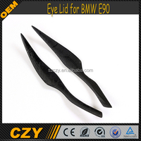 Headlight Position Carbon Fiber E90 Eye Lid for BMW E90
