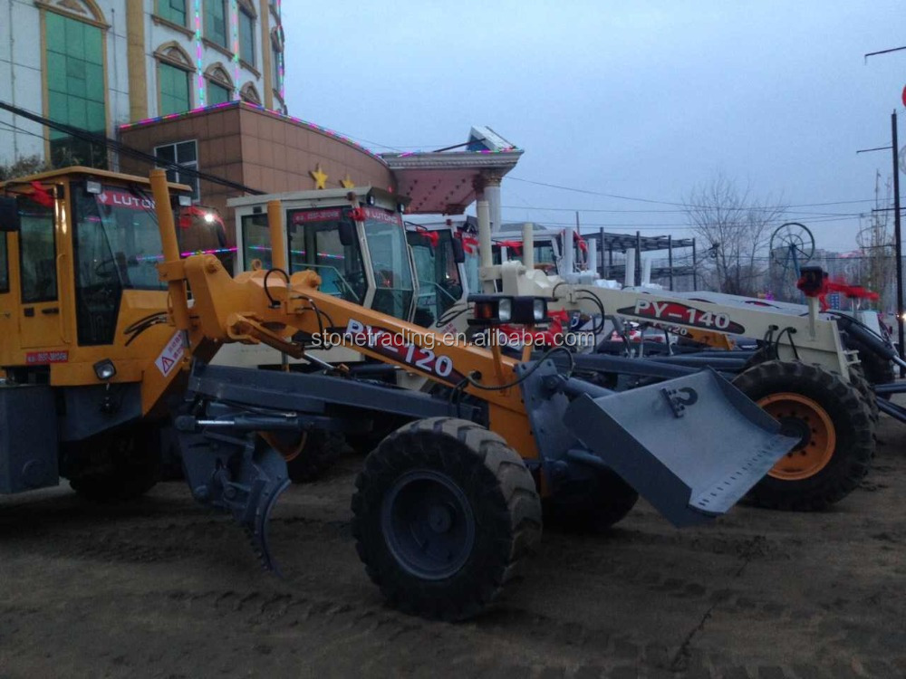 2016 hot sale motor grader PY-180