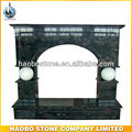Granite Marble Fireplace Frame For Sale