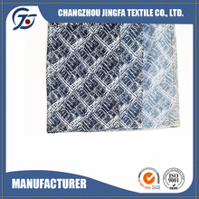 JF16035 Factory Main Products Denim Fabric Exporter chenille jacquard fabric
