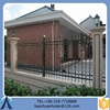 Ornamental Black Aluminium Fence For Home/Good-looking Cheap Steel Fence For Sale/Good-quality Security Fence For Farm