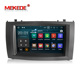 Android 7.1 2G RAM Auto Glonass GPS Navigation Car DVD Stereo Headunit for Peugeot 407 2004-2010 auto radio RDS Multimedia