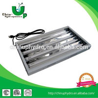hydroponic system grow light fitting t5 fixture/ t5 fluorescents lighting fixture/ 4ft t5 ho hydroponic fixtures