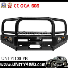 bull bar for pajero sport with Lamp & Stone Guard for 4wd
