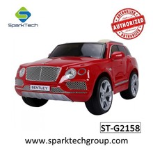 Bentley Licensed Electric Children Driving Plastic Car Toys for Kids,Latest Toys for Kids