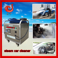 2017 CE electric no boiler small mobile hand outdoor steam type car wash home cleaning waterless car wash products