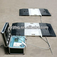 Portable axle weighing scales/axle weight scale/portable electronic scale