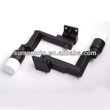 Motorcycle crash protectors FRAME SLIDER NINJA300 2013 no cut fairing delrin or carbon 750-4330/950-4330