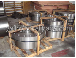 A182 F22 stainless steel male and female flange
