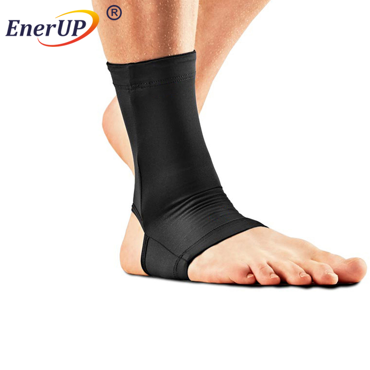 Alibaba hot selling Plantar fasciitis popular unisex compression foot ankle sleeve sock