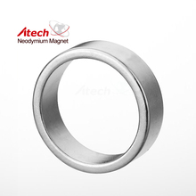 Permanent Axially Magnetized Ring Magnets Wholesale