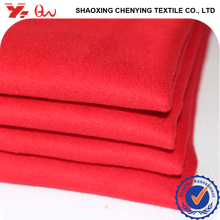 2016 new hot sale good quality TR brushed fabric like wool for overcoat
