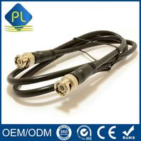 Top Grade Bnc Coiled Coaxial Cable Splitter