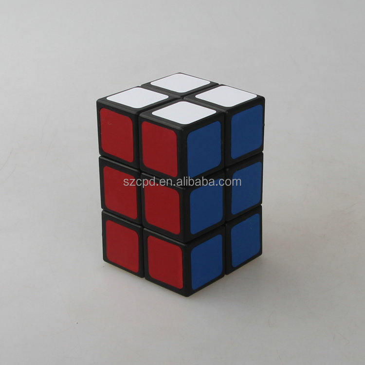 Wholesale Educational Funny Toys 2X2X3 Plastic Magic Folding Cube for Kids