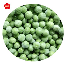 2018 new seaosn iqf frozen green peas with factory price