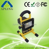 20W LED rechargeable flood light for camping