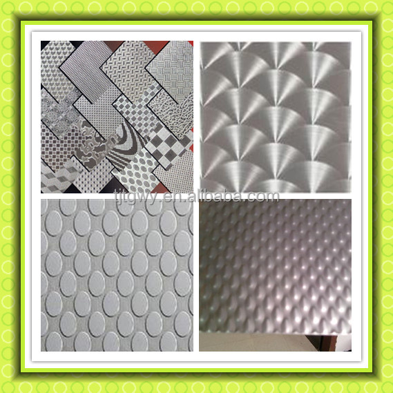201 304 316 316L 321 Stainless Steel Plate / Stainless Steel Sheet 304 201