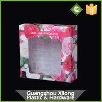 Hot quality Attractive newest model clear pet gift box