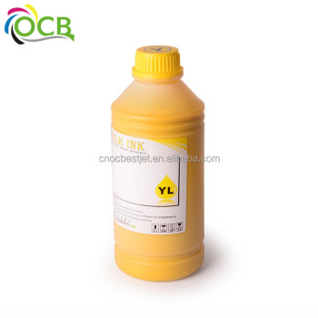 Ocbestjet Water Based Textile pigment ink for epson l1800 l850 l210 l220 l110