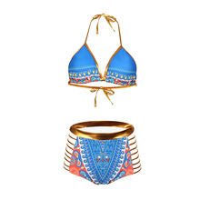 Fast delivery halter totem best hot name famous bikini brands