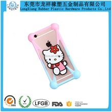 Cartoon Hello Kitty Animal Silicone Phone Case Silicone Mobile Phone Case