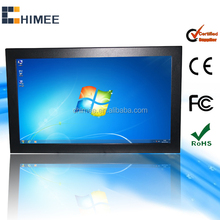24inch Wall mount touch screen all-in-one computer