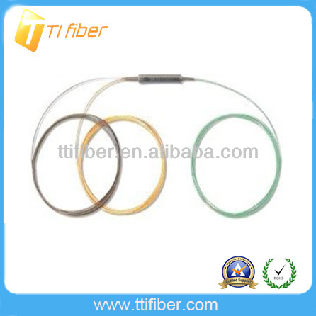WDM/FWDM Fiber Optic Coupler for fiber optical networks