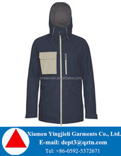 Custom made water protection best quality ski and snowboard jackets