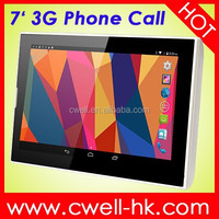 USD41.00/pc Forfun A8 3G Tablet PC MTK8312 Dual Core Android 4.4 7 Inch Capacitive Touch Dual Sim Tablet Phone