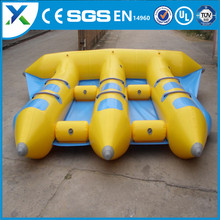 Good Reputation Inflatable Banana Boat, Inflatable Flying Fish Towable, Inflatable Flying Fish Tube
