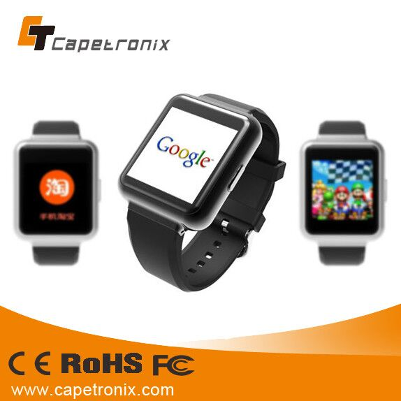 Best selling mobile bluetooth 4g 3g wifi smart watch phone with heart rate monitor