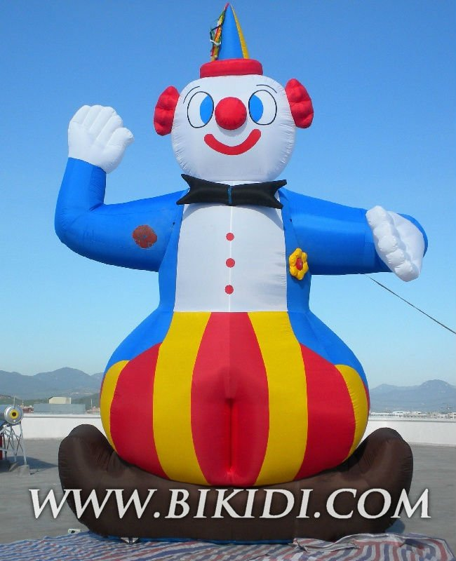 inflatable balloon promotion to japan