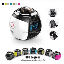 V1 2448P VR Camera sport DV HD 360 Degree Panoramic WIFi Sport Action Camera
