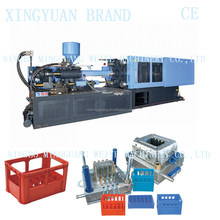 500ton plastic beer crate making injection molding machine