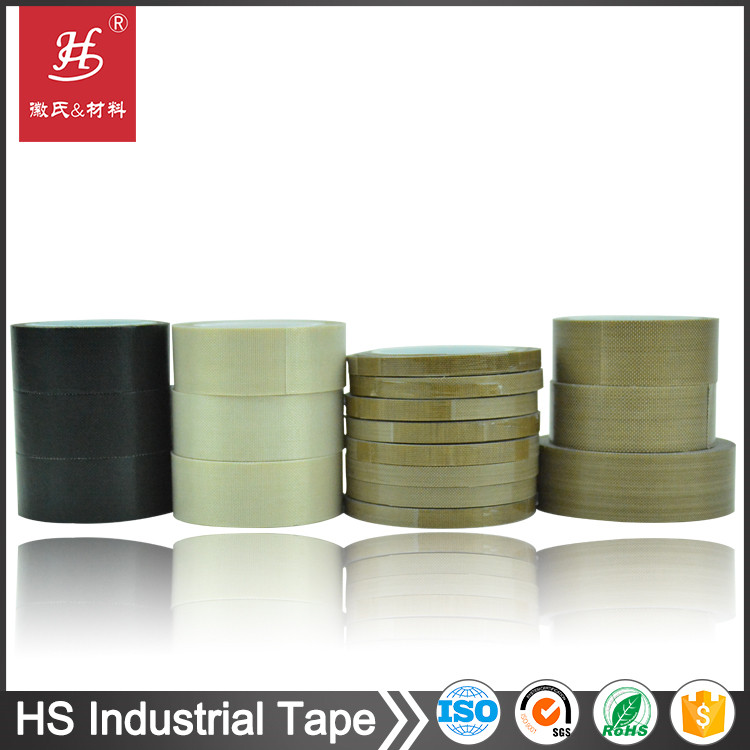 12 year factory High temperature resistant silicone glue brown teflon tape ptfe