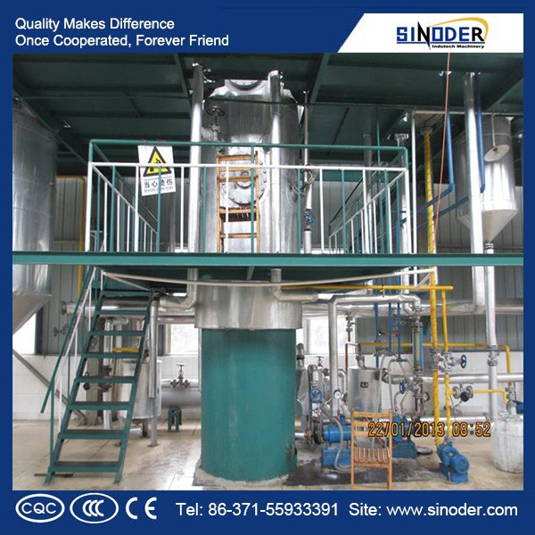 hot sales in Africa! 3T/D edible oil refining machine oil refining plant oil refining companies